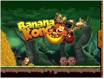 Banana Kong for Computer
