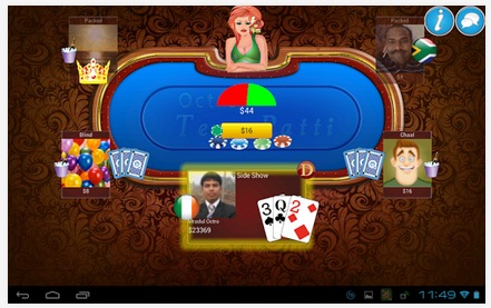 Download Teen Patti for PC
